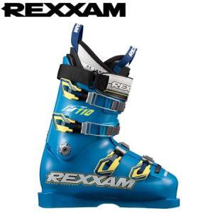 [送料無料] REXXAM レクザム 17-18 スキーブーツ skiboot 2018 PowerREX M110 パワーレックスM110 基礎 オールラウンド (-):|paddle-sa