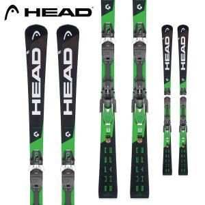 HEAD ヘッド 18-19 スキー Ski 2019 スーパーシェイプ マグナム SUPERSHAPE I MAGNUM (PRD 12 GW 金具付き) 基礎 デモ オールラウンド: paddle-sa