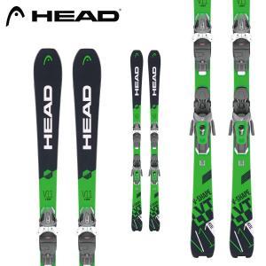 HEAD ヘッド 18-19 スキー Ski 2019 ブイシェイプ V SHAPE V11 (PR 11 GW 金具付き) 基礎 デモ オールラウンド: paddle-sa