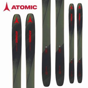 ATOMIC アトミック 18-19 スキー Ski 2019 バックランド BACKLAND 117 パウダー ロッカー:AA0027330|paddle-sa