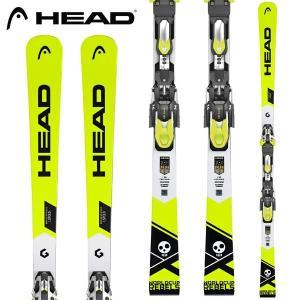 HEAD ヘッド 18-19 スキー Ski 2019 WORLDCUP REBELS i SPEED (RacePlate) + FF EVO 14 レーシング 基礎:313248 paddle-sa