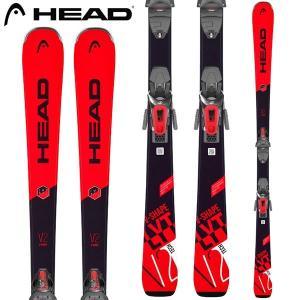 HEAD ヘッド 18-19 スキー Ski 2019 V-SHAPE V2 レッド+ SLR9.0 GW オールラウンド 初級 中級:315328 paddle-sa