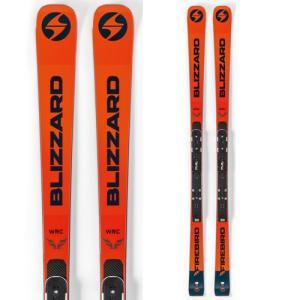 BLIZZARD ブリザード 19-20 スキー 2020 FIREBIRD WRC WC PISTON (FLAT+Plate) ファイアーバード WRC WC ピストン (金具付き) スキー板 レーシング:|paddle-sa