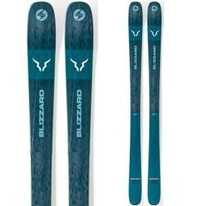 BLIZZARD ブリザード 19-20 スキー 2020 RUSTLER 9 ラスラー9 (板のみ) スキー板 パウダー ロッカー:|paddle-sa