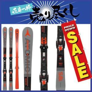 ATOMIC アトミック 19-20 スキー 2020 REDSTER S8i レッドスター (金具付き) スキー板 オールラウンド デモ (onecolor):|paddle-sa