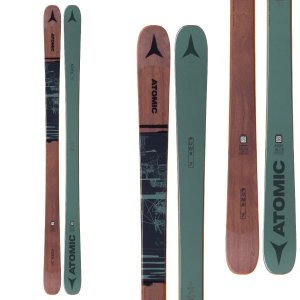ATOMIC アトミック 19-20 スキー 2020 PUNX SEVEN パンクスセブン (板のみ) スキー板 フリースタイル (onecolor):|paddle-sa