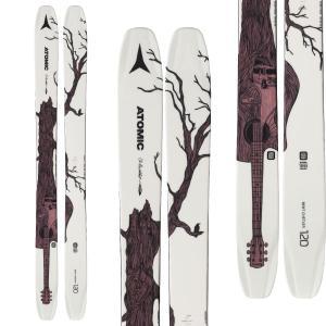 ATOMIC アトミック 19-20 スキー 2020 BENT CHETLER 120 ベントチェトラー 120 (板のみ) スキー板 パウダー ロッカー:|paddle-sa
