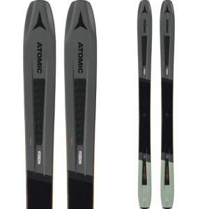 ATOMIC アトミック 19-20 スキー 2020 VANTEGE 107 Ti ヴァンテージ 107 Ti (板のみ) スキー板 パウダー ロッカー (onecolor):|paddle-sa