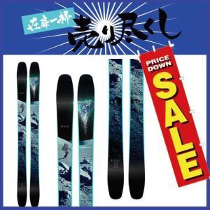 MOMENT モーメント 19-20 スキー 2020 WILDCAT 108 ワイルドキャット 108 (板のみ) スキー板 パウダー ロッカー:|paddle-sa