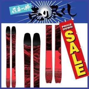 MOMENT モーメント 19-20 スキー 2020 WILDCAT TOUR 108 ワイルドキャットツアー 108 (板のみ) スキー板 パウダー ロッカー:|paddle-sa