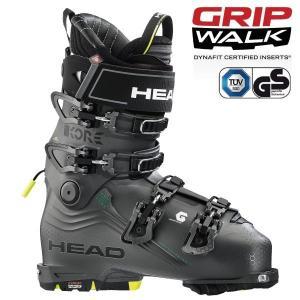 スキー ブーツ ヘッド HEAD 19-20 2020 KORE 1 コア1 テック ツアー ウォークモード|paddle-sa