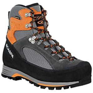 登山靴 スカルパ SCARPA 男性向け クリスタロGTX Cristallo GTX カラー:パパヤ|paddle-sa