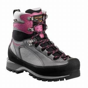 登山靴 スカルパ SCARPA 女性向け シャルモプロGTXレディ CHARMOZ PRO GTX Lady カラー:ダリア|paddle-sa