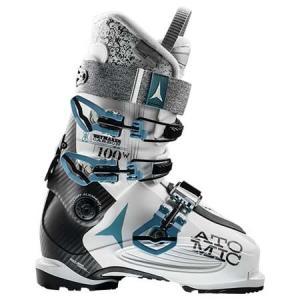 アトミック ATOMIC 16-17  ウェイメーカーカーボン100W WAYMAKER CARBON 100W スキーブーツ ウォークモード付 :AE5014960 [pt5] [歳末boot]|paddle-sa