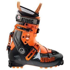 アトミック ATOMIC 16-17  バックランドカーボン BACKLAND CARBON スキーブーツ ウォークモード付 :AE5014060 [pt5] [歳末boot]|paddle-sa