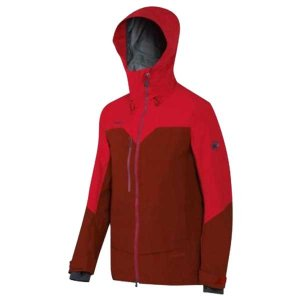 フリーライディングやスキーツアーに最適、厳しい条件下でも信頼性抜群のハイテクフリーライドジャケットで...