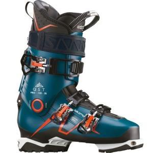 スキー ブーツ サロモン SALOMON 19-20 2020 QST PRO 120 TR クエストプロ ウォークモード フリースタイル|paddle-sa