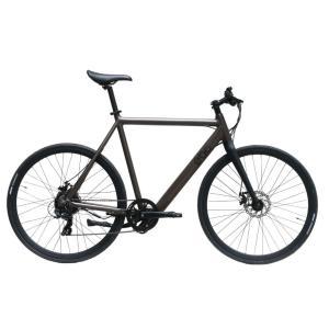 CARTEL BIKES EBO GUNMETAL 55cm E-bike カーテルバイクス 電動アシスト自転車|paddler
