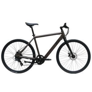 CARTEL BIKES EBO GUNMETAL 47cm E-bike カーテルバイクス 電動アシスト自転車|paddler