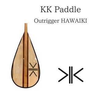 Kaneko Paddles KK Outrigger HAWAIKI カネコパドル Outrigger Canoe アウトリガーカヌーパドル|paddler