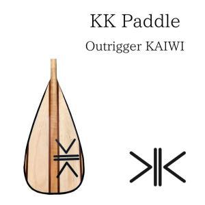 Kaneko Paddles KK Outrigger KAIWI カネコパドル Outrigger Canoe アウトリガーカヌーパドル|paddler