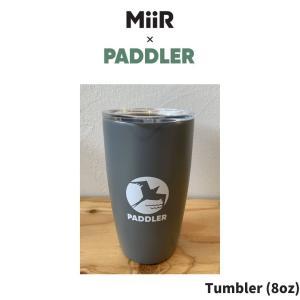 MiiR×PADDLER Tumbler 8oz タンブラー|paddler