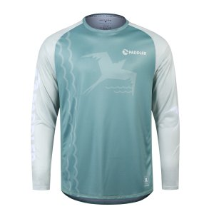 PADDLER Repreve Paddle Jersey by Talis Crew パドラー SUP ジャージ|paddler