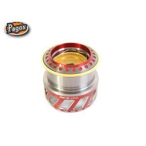 ダイワ アイズファクトリー RCS スプール 2506 レッド(中古)|pagos-netshop