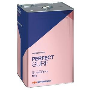 パーフェクトサーフ(水性) ホワイト 15Kg缶【1液 水性 下塗り 日本ペイント】
