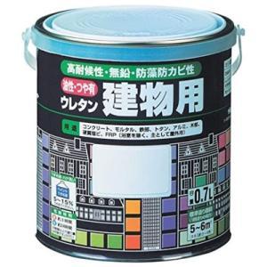 油性・つや有ウレタン建物用 1.6L 各色 【ロックペイント】 paintandtool