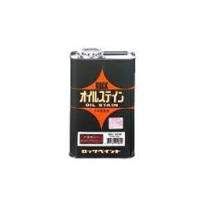 ロックオイルステイン 3.785L 各色 【ロックペイント】|paintandtool