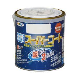 水性スーパーコート 0.7L 各色 【アサヒペン】|paintandtool