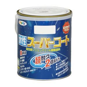 水性スーパーコート 1.6L 各色 【アサヒペン】|paintandtool