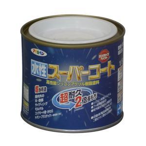 水性スーパーコート 1/5L 各色 【アサヒペン】|paintandtool