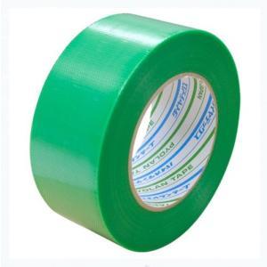 パイオランテープ Y09GR(緑)75mm×25m 1箱(18巻)【ダイヤテックス株式会社】 paintandtool
