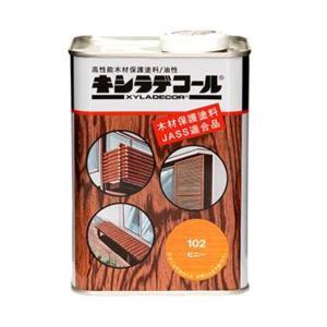 キシラデコール #107マホガニ  0.7L【大阪ガスケミカル株式会社】 paintandtool