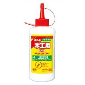 水性 ボンドCH18ボトル(500g) 1箱(10本)#40117【コニシ】|paintandtool