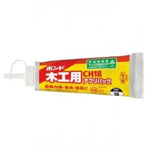 水性 ボンド木工用CH18アプリパック(500g)1箱(10本)#04933【コニシ】|paintandtool