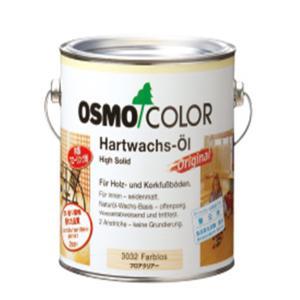 #3062 フロアークリアーつや消し 2.5L(缶)【オスモ&エーデル】|paintandtool