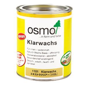 #1101 エキストラクリアー 0.75L(缶)【オスモ&エーデル】|paintandtool
