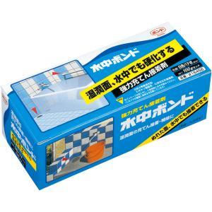 水中ボンド ホワイト 100gセット(箱) 1箱(10個) #16456【コニシ】 paintandtool