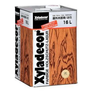 キシラデコール #105カスタニ 16L【大阪ガスケミカル株式会社】 paintandtool