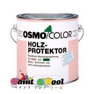 #4006 オスモカラー ウッドプロテクター (下塗り剤) 2.5L(缶) 【オスモ&エーデル】|paintandtool