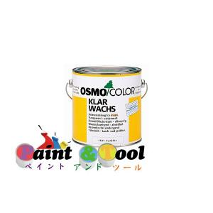 オスモカラー #1101 エキストラクリアー 0.75L(缶)【オスモ&エーデル】|paintandtool