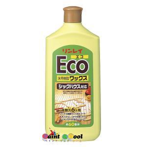ECO床用樹脂ワックス 1L 1ケース(12本) 業務用ワックス【リンレイ】|paintandtool