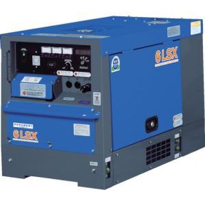 デンヨー 防音型ディーゼルエンジン発電機(TLG6LSX) paintandtool