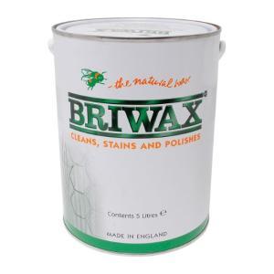 ブライワックス オリジナル カラーワックス 5L ウォルナット【BRIWAX】 paintandtool