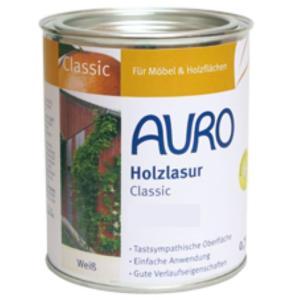 AURO油性着色 NR-930 ミディアムブラウン  0.75L|paintandtool