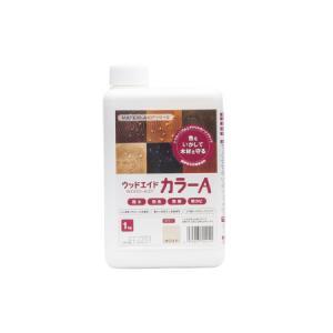 ウッドエイド カラーA(T2) ライトオーク 1kg【日本マテリエイド株式会社】|paintandtool