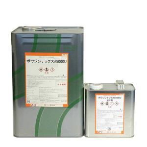 ボウジンテックス5000U 17kgセット No.19ライトグレー【水谷ペイント株式会社】|paintandtool